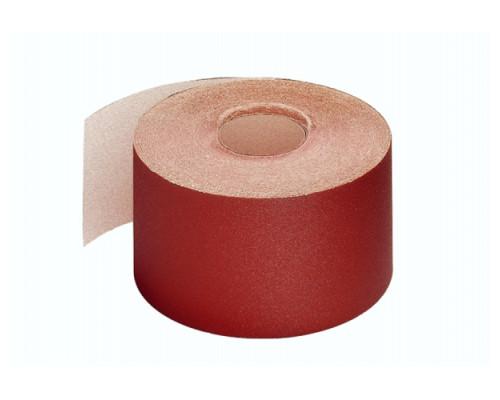 Шлифшкурка рулон М28 (P800)0,100х50 метров 14А на тканевой основе, водостойкая